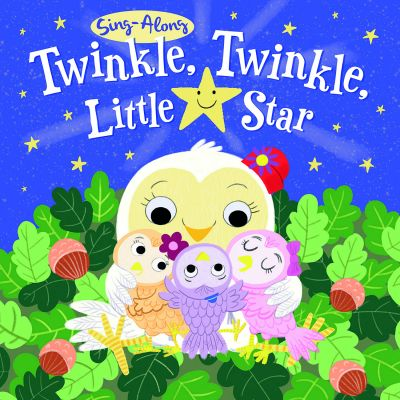Twinkle Twinkle Little Star Book (£3.99)